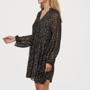 SHIMMER AND SPARKLE HM TUNIC DRESS